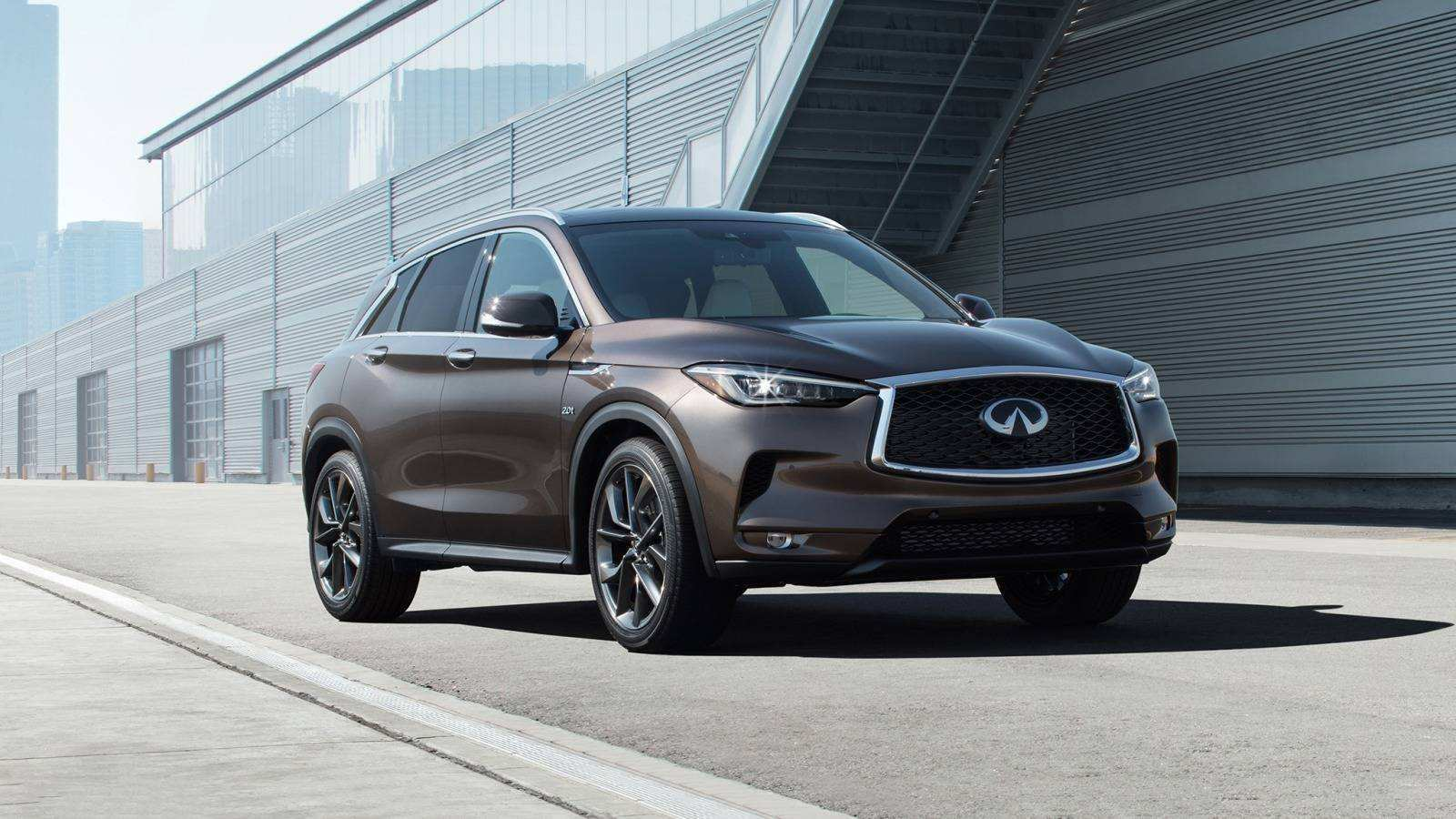 96 The 2019 Infiniti Qx50 Crossover Release