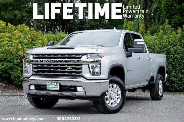 96 The 2020 Chevrolet Silverado 2500Hd For Sale Speed Test