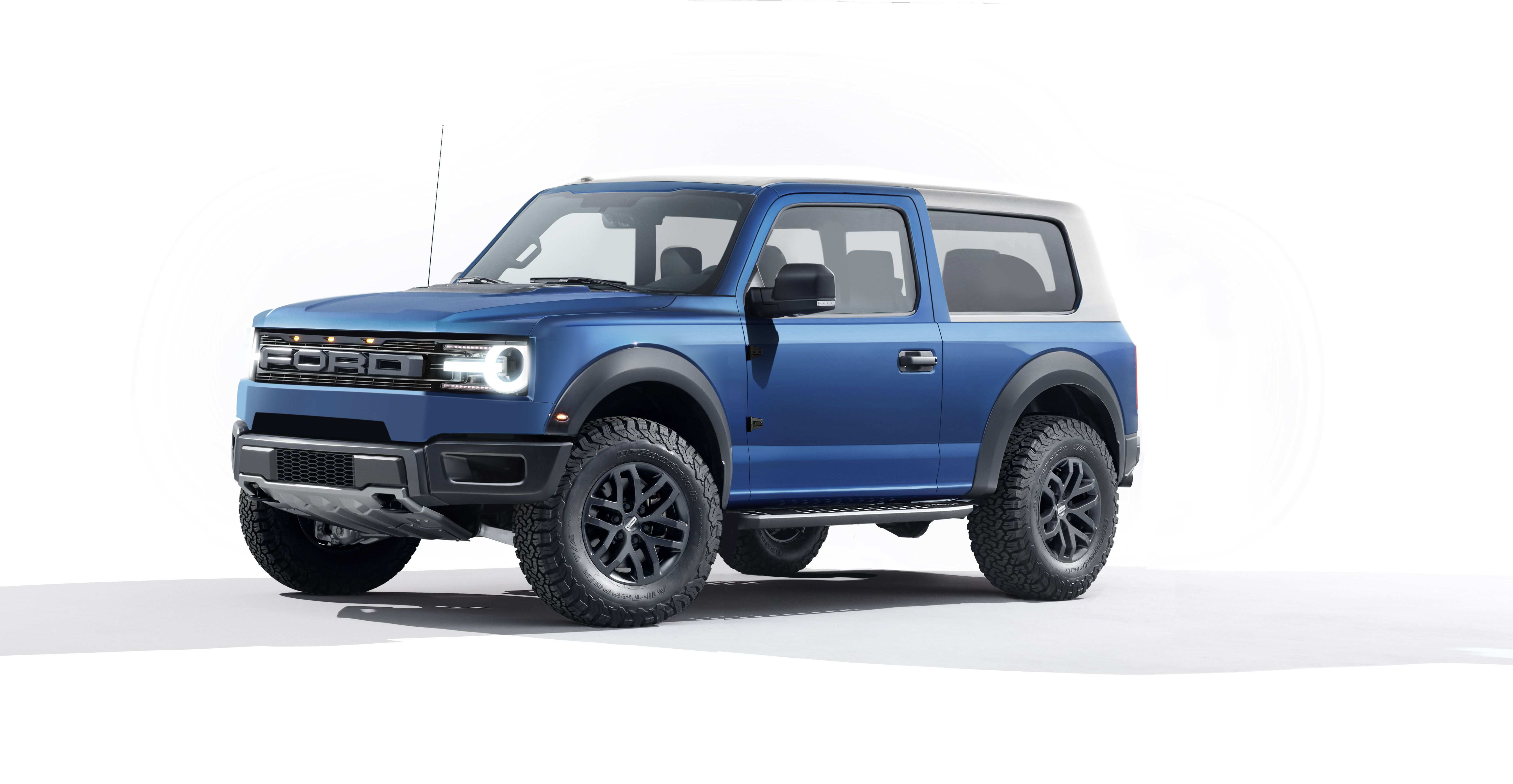 96 The 2020 Ford Bronco Latest News Speed Test