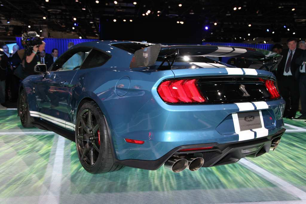 96 The Best 2020 Ford Shelby Gt500 Price Review