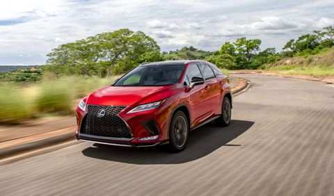 96 The Best 2020 Lexus Rx Redesign And Review