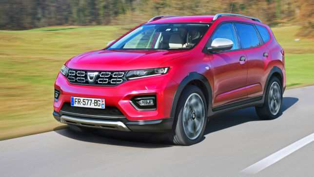 96 The Best Dacia Neuheiten 2020 Exterior And Interior