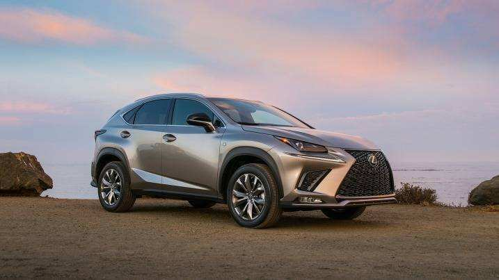 96 The Best Nowy Lexus Nx 2019 Engine