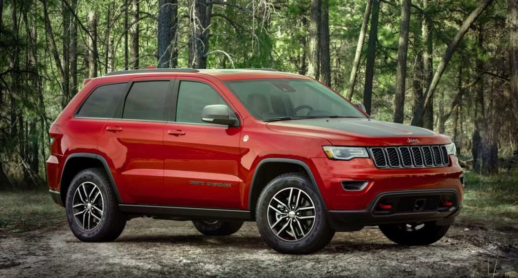 96 The Jeep Nuova Grand Cherokee 2020 Configurations