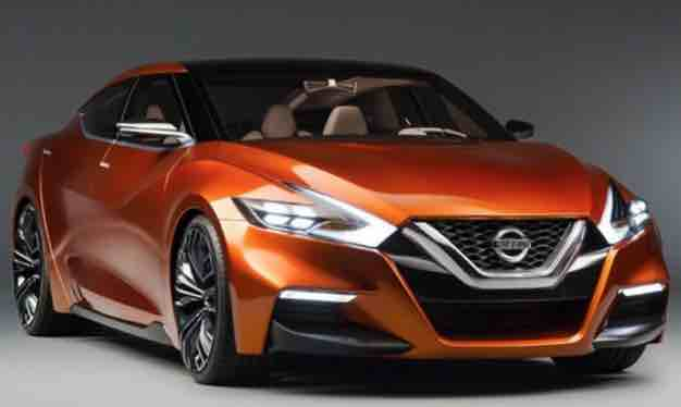 96 The Nissan Maxima 2020 Picture