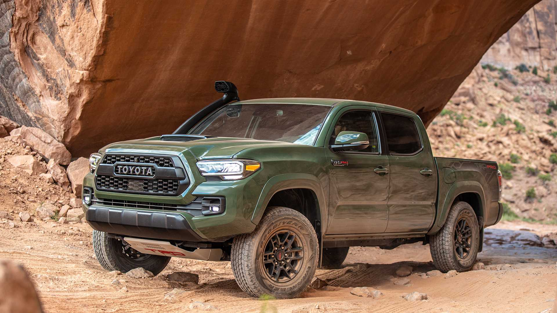 96 The Toyota Tacoma 2020 Photos