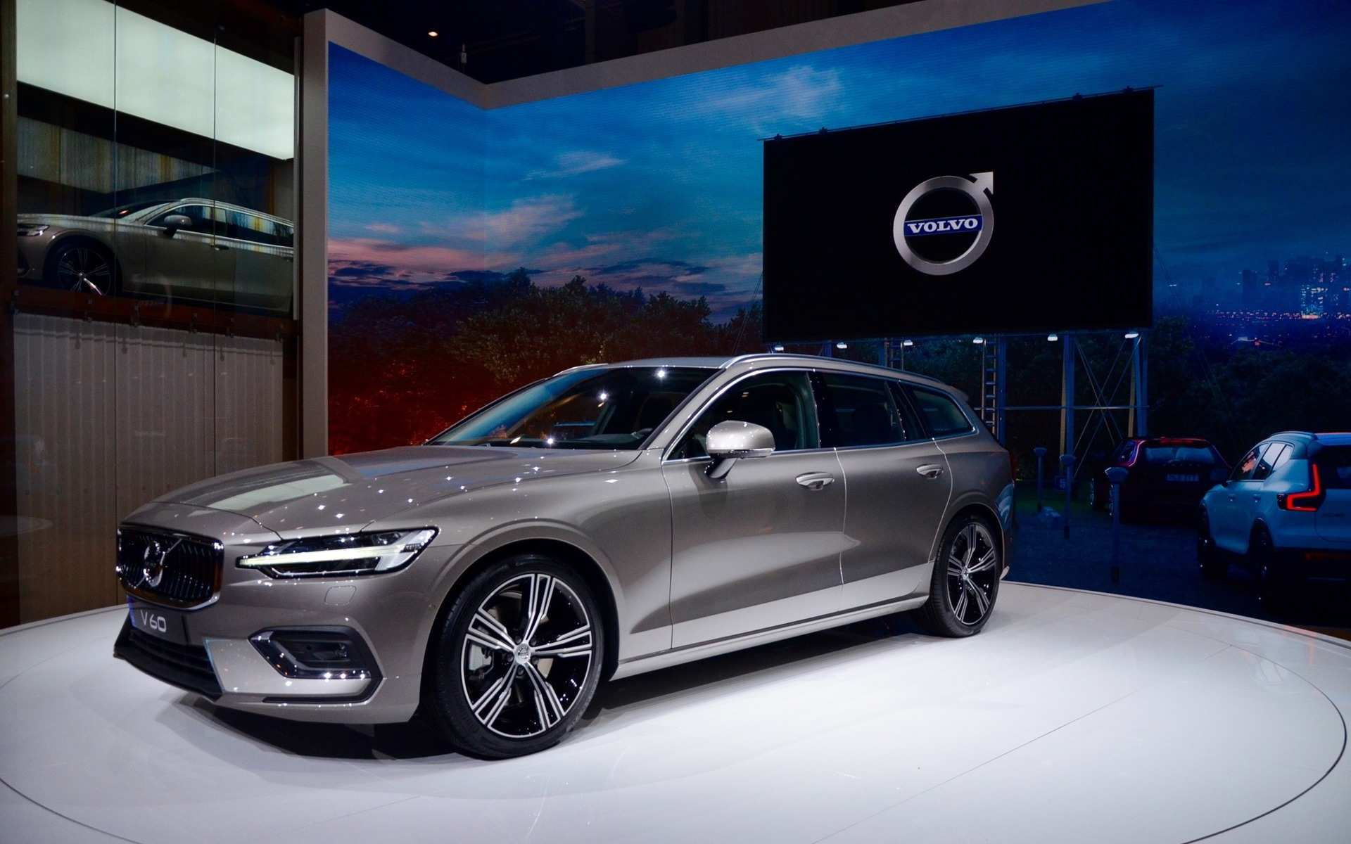 96 The Volvo Auto 2019 Review And Release Date