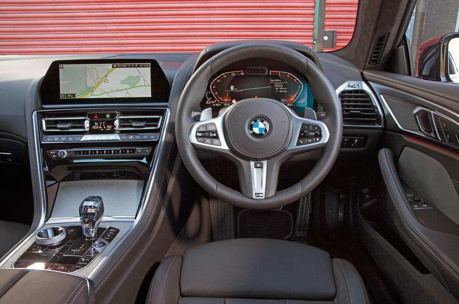 97 A 2019 Bmw 8 Series Interior Price And Release Date
