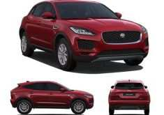 2019 Jaguar E Pace Price