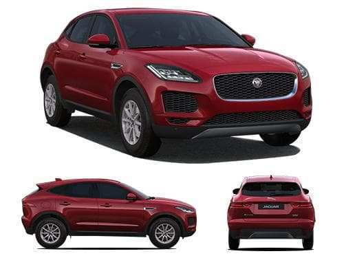 97 A 2019 Jaguar E Pace Price Model