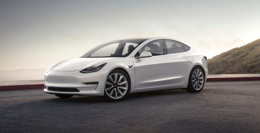 97 A 2019 Tesla Model Y Overview