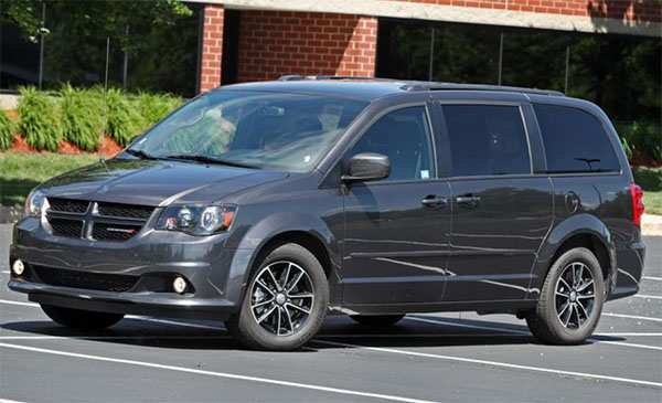 97 A 2020 Dodge Grand Caravan Redesign Redesign And Review