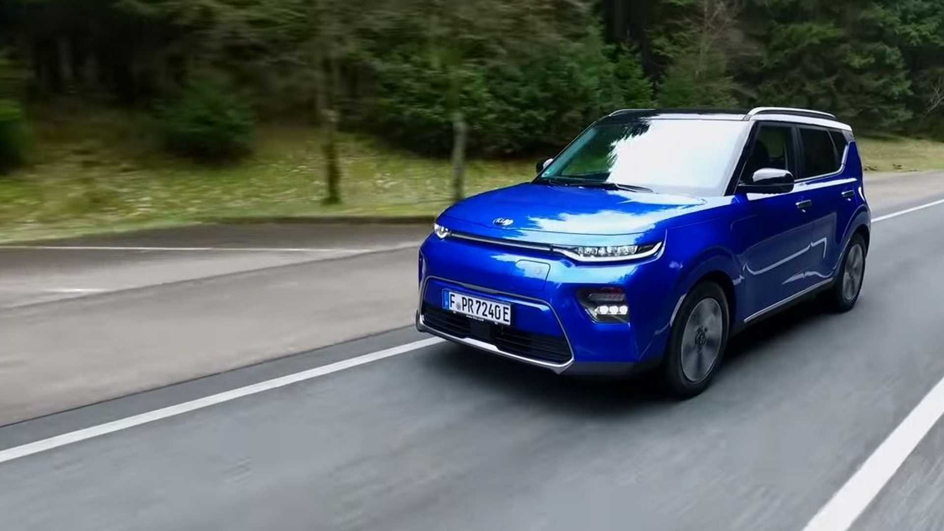 97 A 2020 Kia Soul Ev Availability Performance
