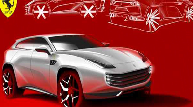 97 A Ferrari Suv 2020 Wallpaper
