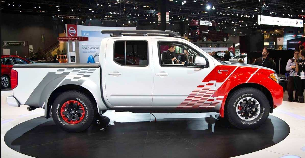 97 A Nissan Frontier 2020 Redesign Pictures