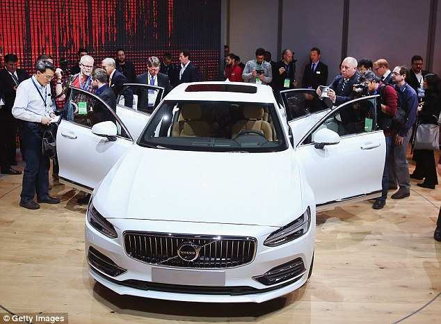 97 A Volvo Promises An Injury Proof Car By 2020 Release Date