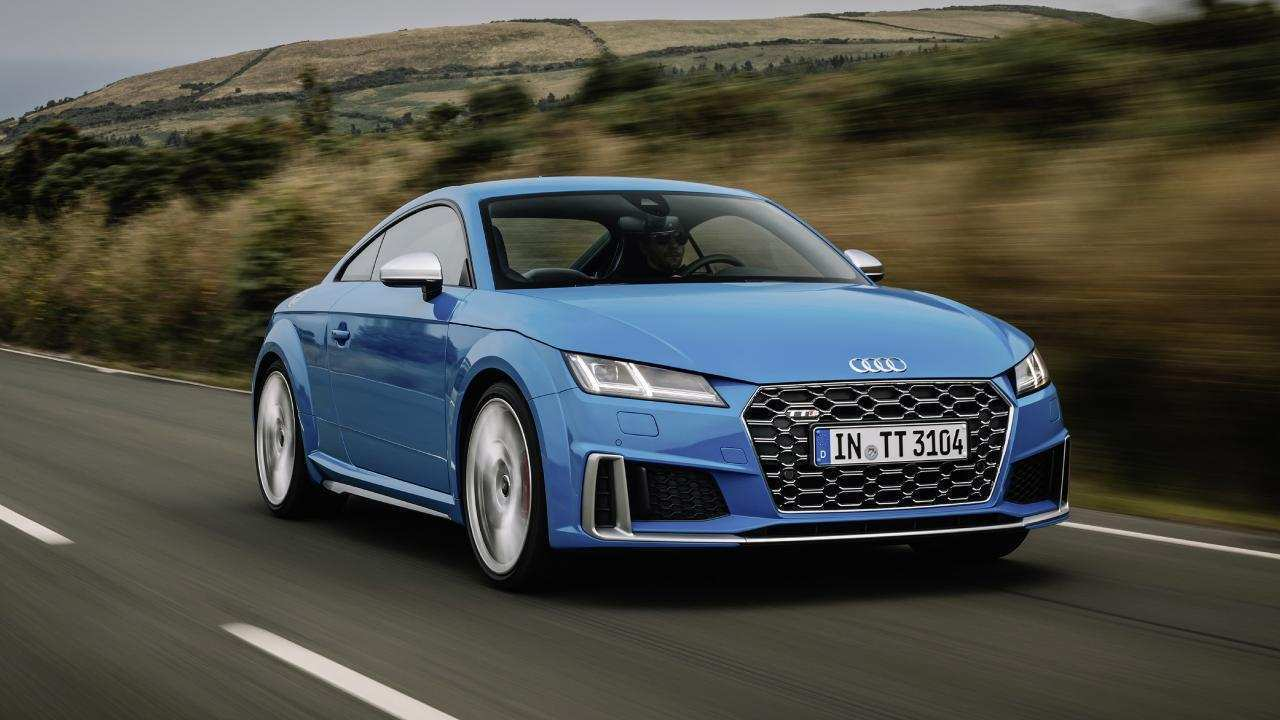97 All New 2019 Audi Tt Changes Redesign