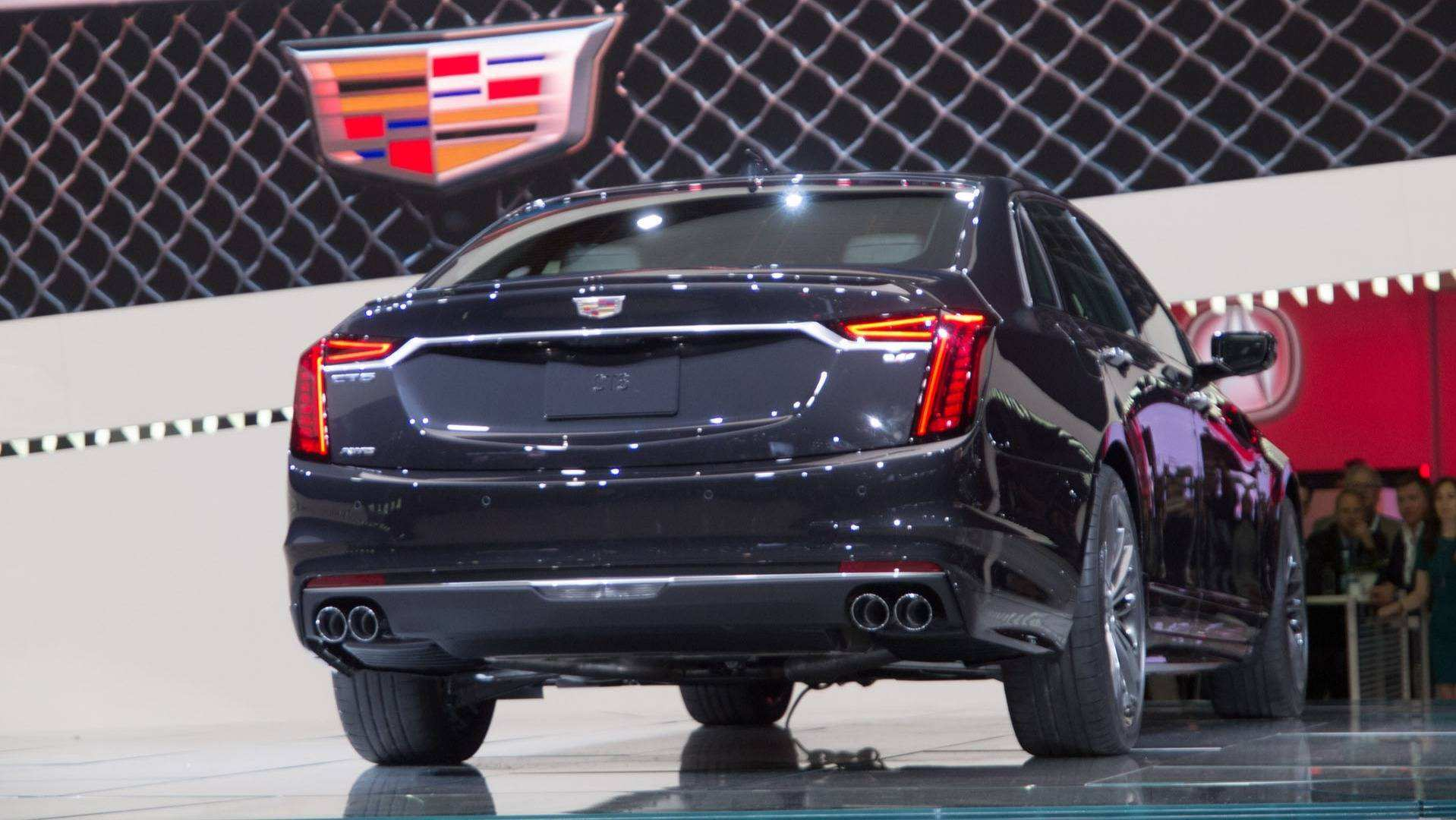 97 All New 2019 Cadillac Twin Turbo V8 Pricing