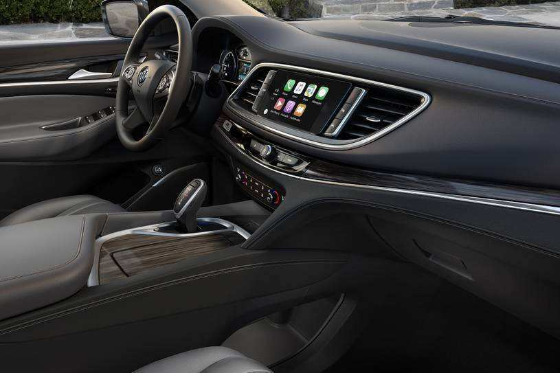 97 All New 2020 Buick Enclave Interior Pictures