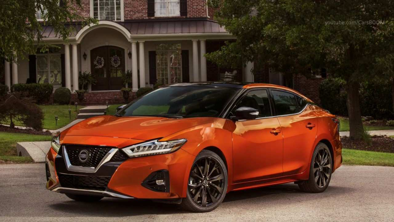 97 All New 2020 Nissan Maxima Youtube Review
