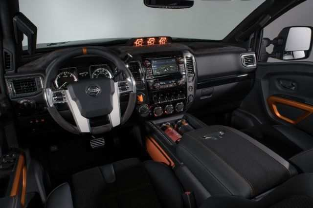 97 All New Nissan Titan Warrior 2020 Picture
