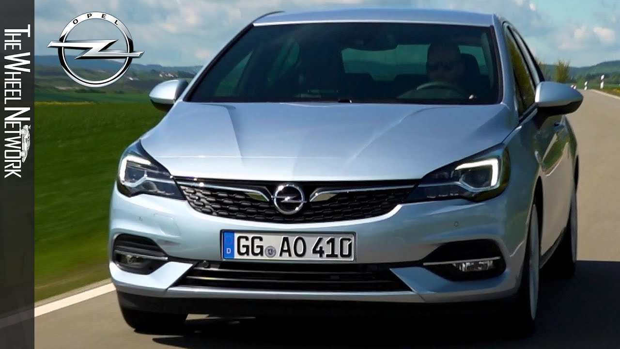 97 All New Opel Astra 2020 Interior Photos