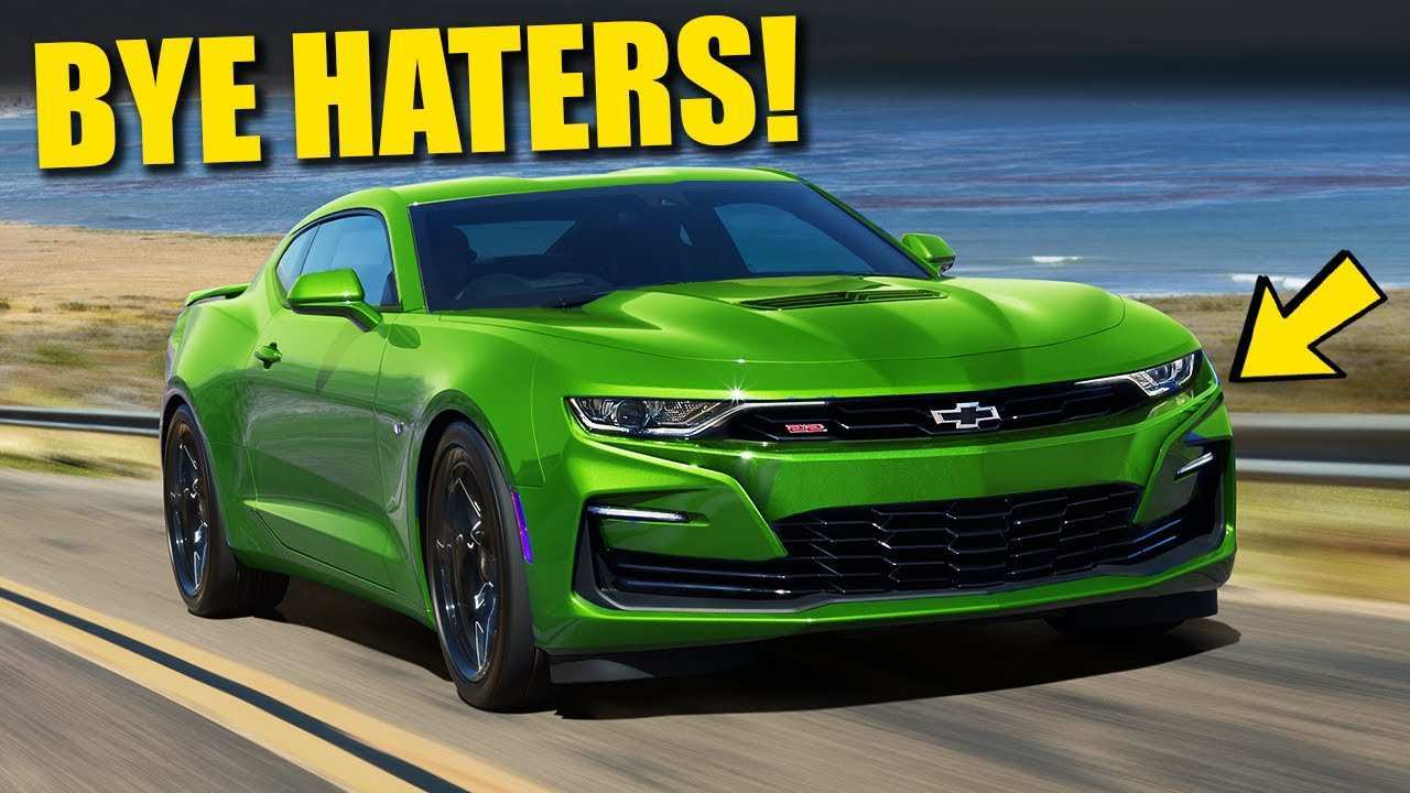 97 Best 2020 Chevrolet Camaro Zl1 Spesification