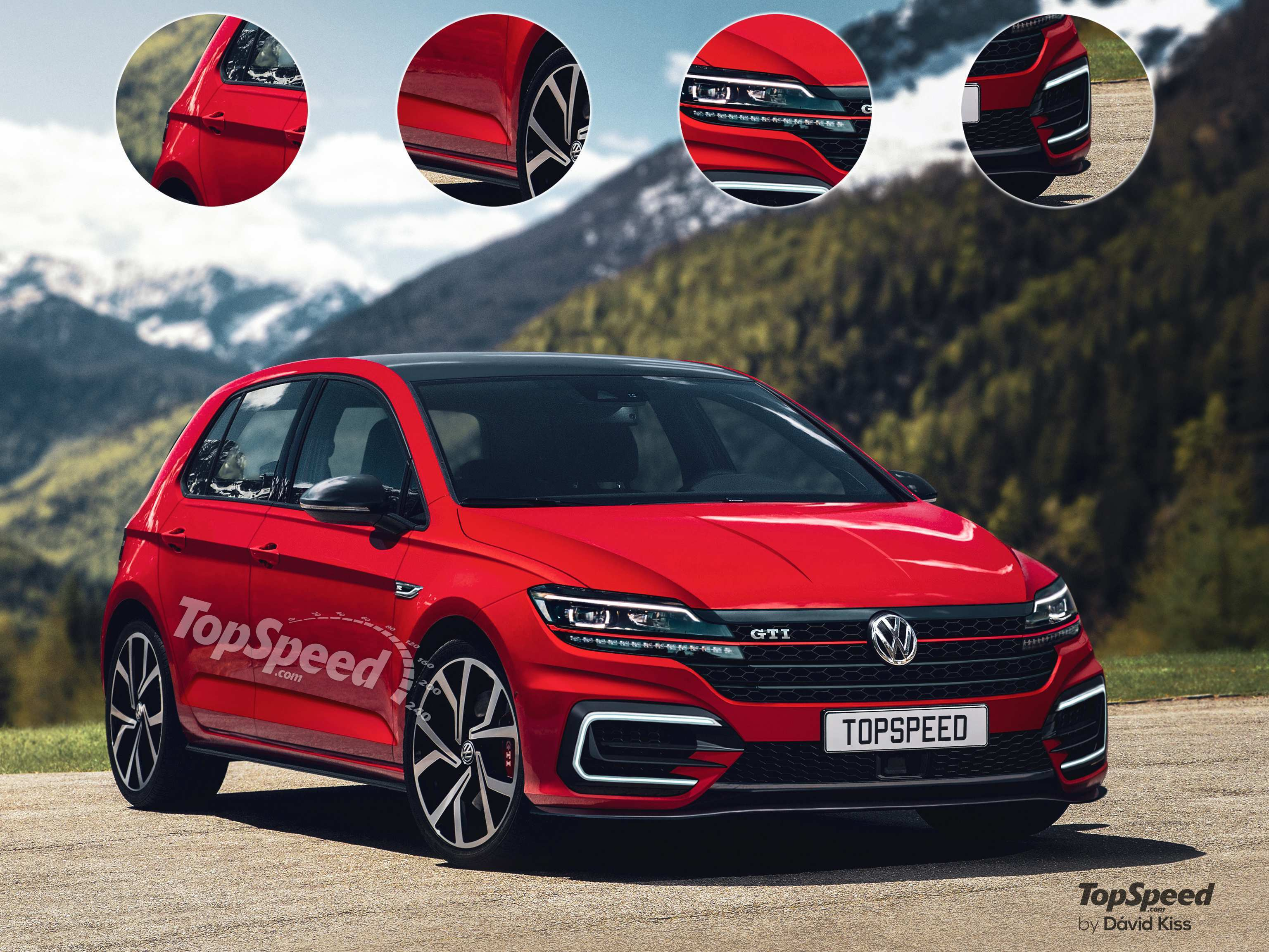 97 Best Volkswagen Golf Hybrid 2020 Wallpaper