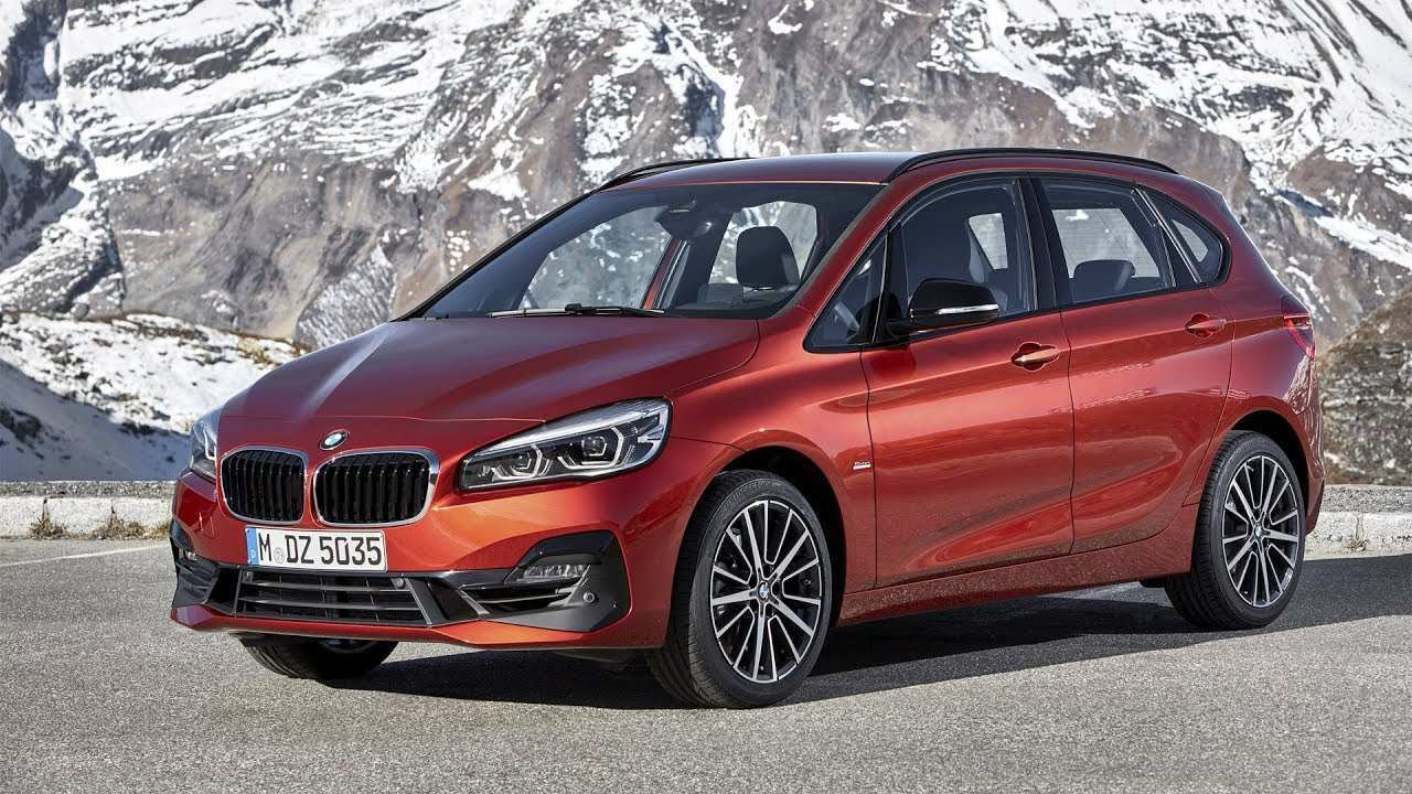 97 New 2019 Bmw Active Tourer New Model And Performance