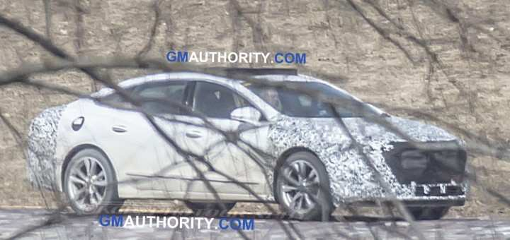 97 New 2020 Buick Lacrosse Refresh New Concept