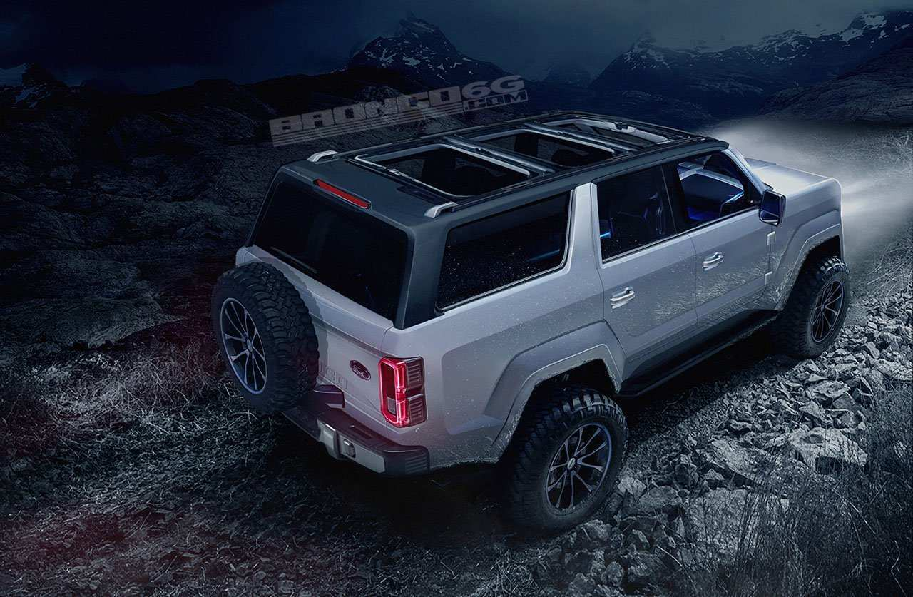 97 New 2020 Ford Bronco Hp Spesification