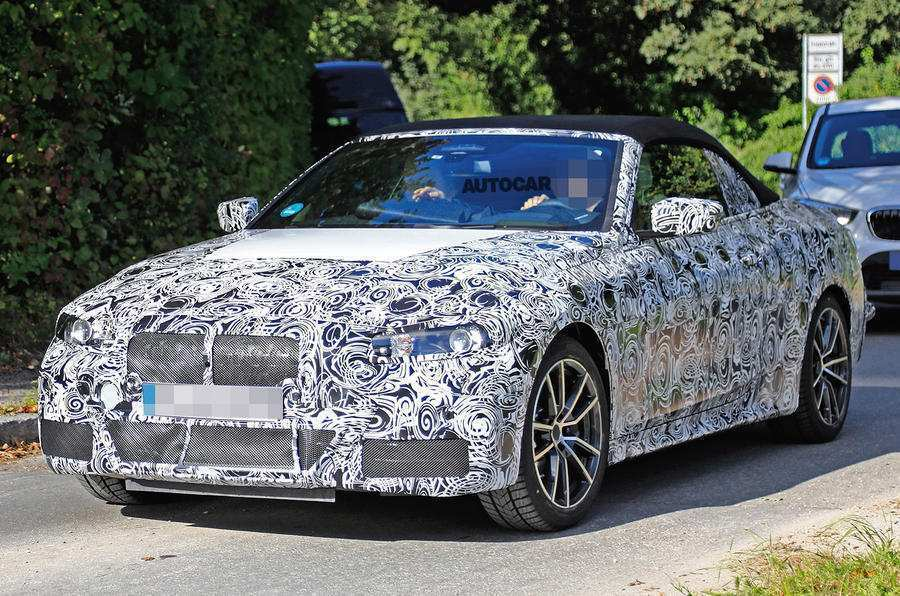 97 New Bmw New 4 Series 2020 Performance And New Engine