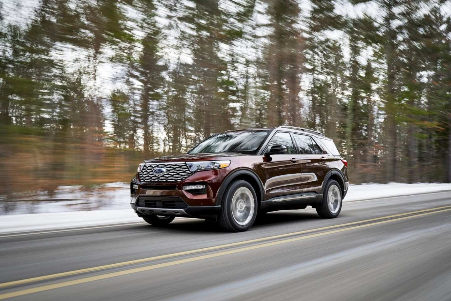 97 New Ford Unveils The New 2020 Explorer Release Date