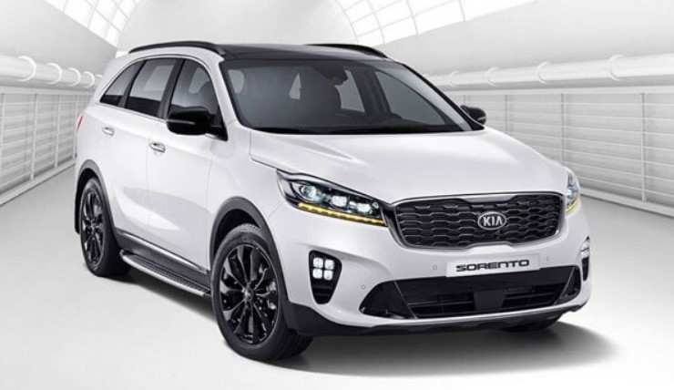 97 New Kia Sorento 2020 Redesign Research New