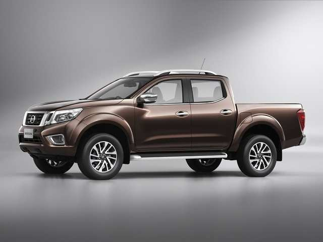 97 New Nissan Frontier 2020 Redesign Interior