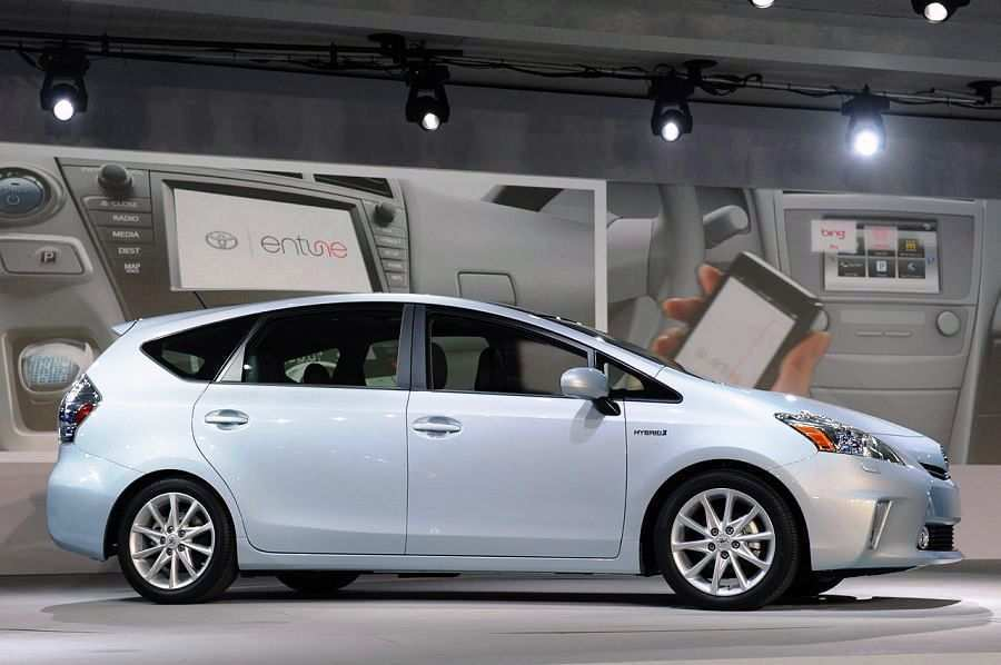 97 New Toyota Prius V 2020 Price And Review