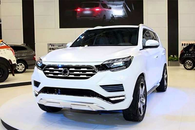 97 New Upcoming Toyota Fortuner 2020 Exterior