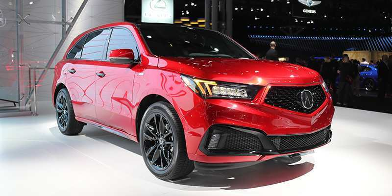 97 The 2020 Acura Mdx Pmc Configurations