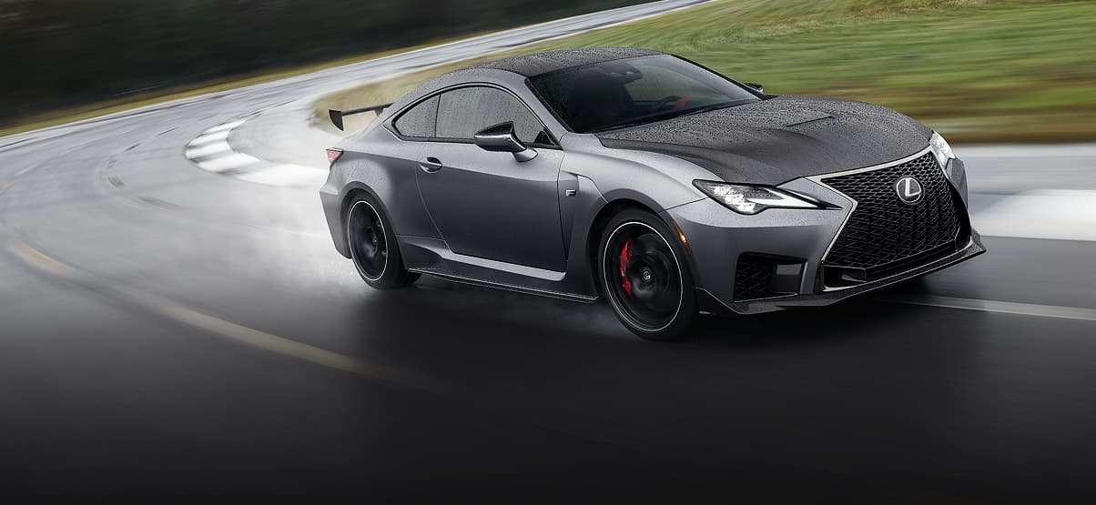 97 The 2020 Lexus Rc F Track Edition First Drive