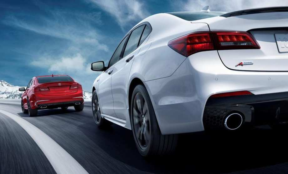 97 The Best 2019 Acura Tlx Rumors Redesign And Concept