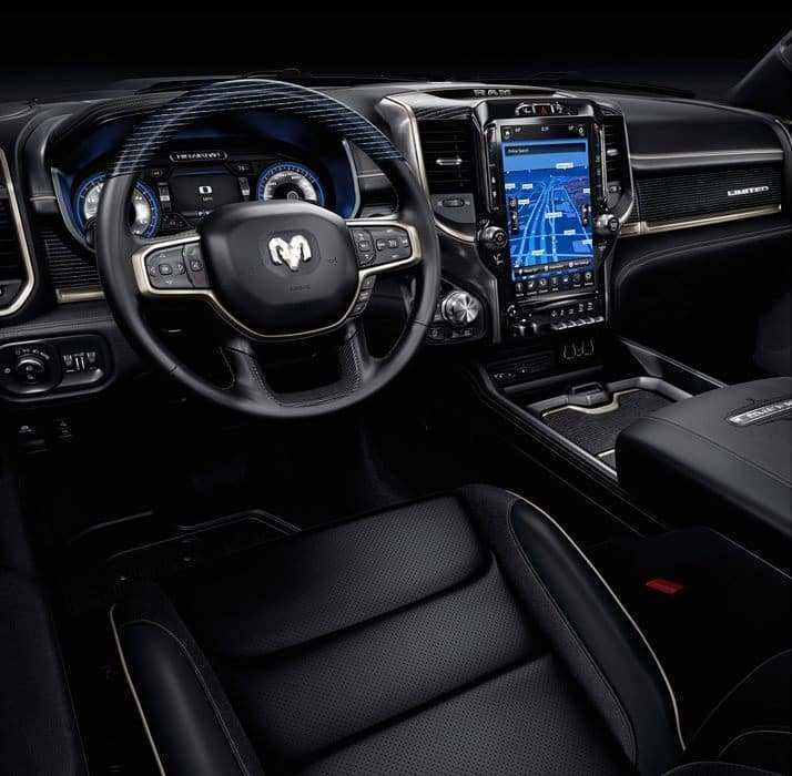 97 The Best 2019 Dodge Interior Redesign