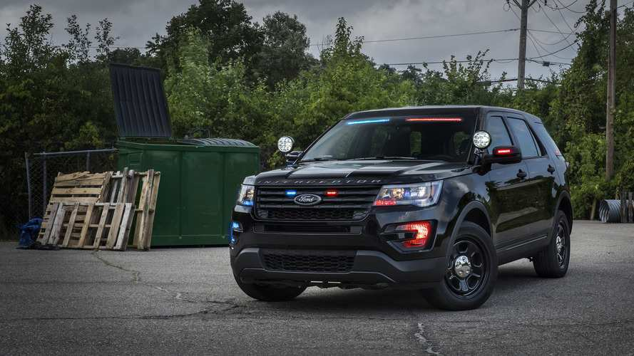 97 The Best 2019 Ford Interceptor Suv Release Date