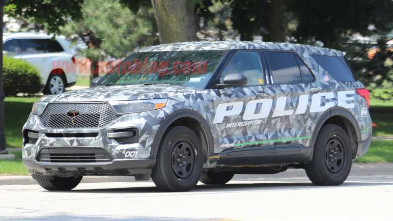 97 The Best 2019 Ford Interceptor Suv Spesification