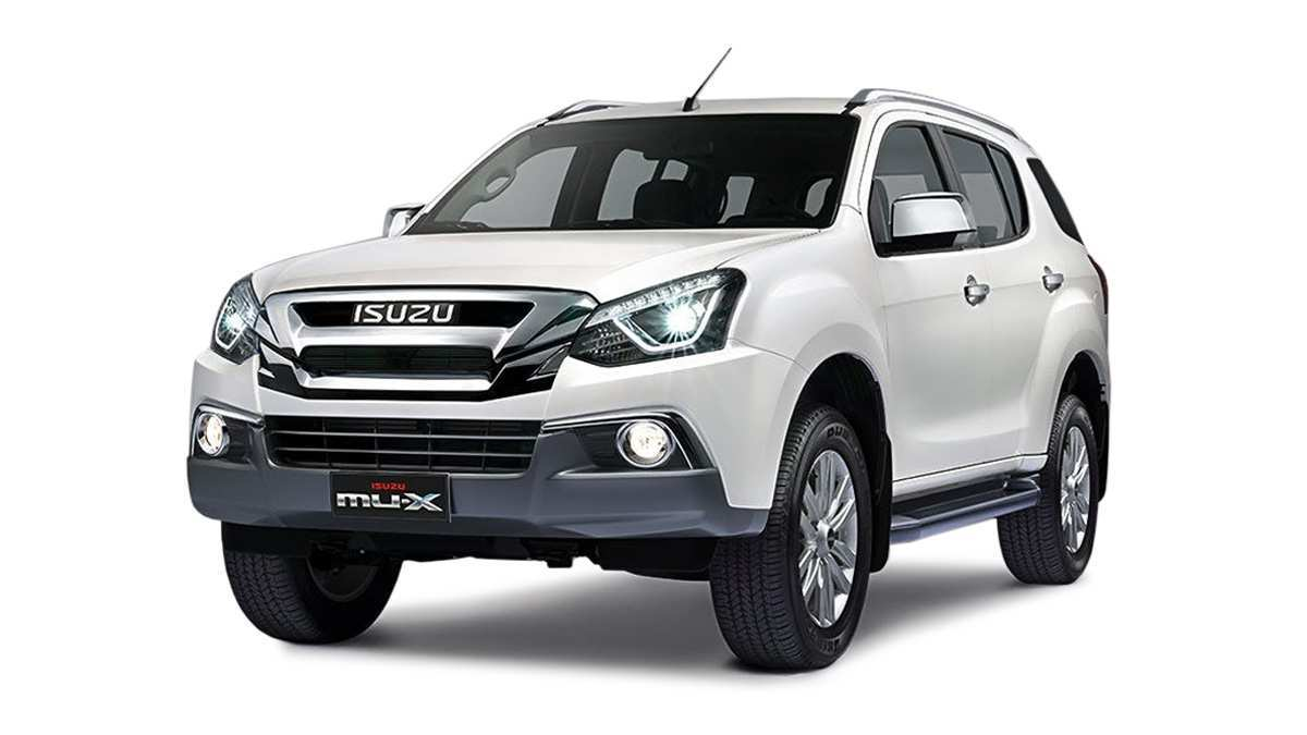 97 The Best 2019 Isuzu Mu X Redesign
