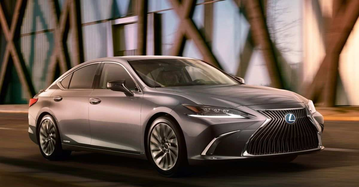 97 The Best 2019 Lexus Cars First Drive