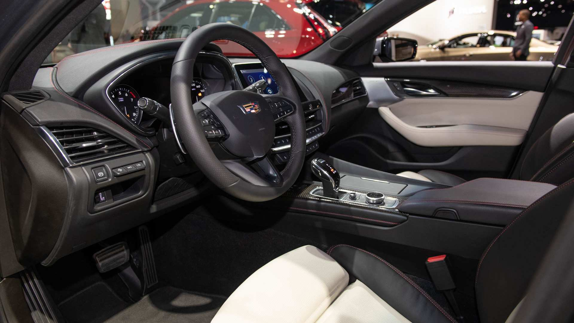 97 The Best 2020 Cadillac Ct5 Interior New Concept