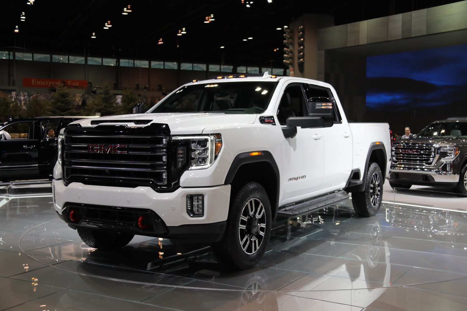 97 The Best 2020 Gmc Sierra Hd Denali Photos