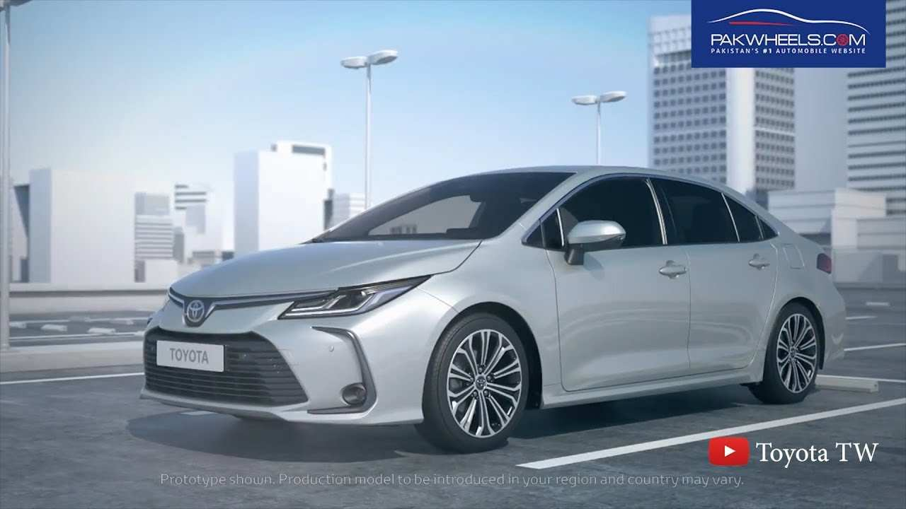 97 The Best Toyota Corolla 2020 Model In Pakistan Performance And New Engine