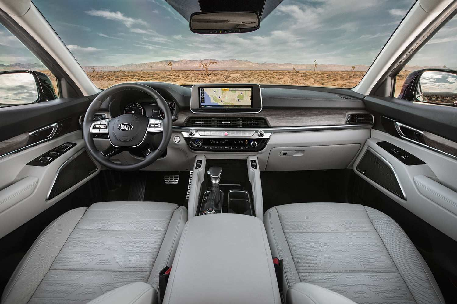 97 The Kia Telluride 2020 Interior Release