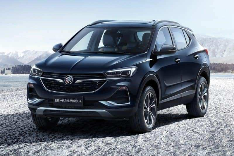 97 The New Buick Suv For 2020 Pictures